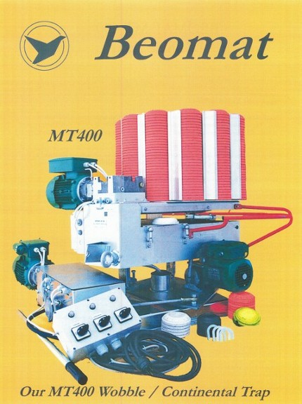 Beomat MT400 Wobble