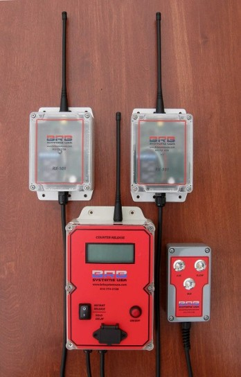Semi Wireless Counter Release System