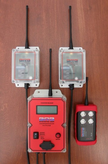 Fully Wireless Counter Release System